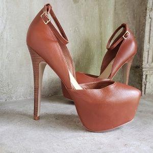 Steve Madden Deeny platform heels 7.5B